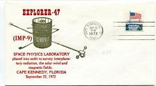 1972 Explorer 47 IMP-9 Space Physics Laboratory Cape Kennedy Florida Canaveral