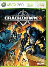 Crackdown 2 (Xbox 360) - EU Release 100% PAL Region 2 Brand New & Sealed