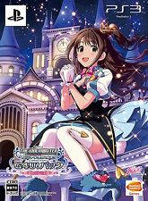 Used PS3 TV Anime IdolM@ster: Cinderella Girls Vol.1  Free Shipping