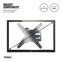 VonHaus Premium Cantilever TV Wall Bracket for 23-55 inch LCD TV