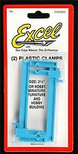 "Small Clamp 1x3.5"" (2) EXCEL HOBBY BLADES EXL55663"