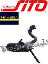 5792 - MARMITTA SITO APE MP 601 TIPO PIATTO - APE CAR - BICASBIA CERIGNOLA
