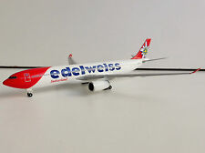 EDELWEISS AIR SWITZERLAND Airbus A330-300 1/500 Herpa 528870 A330 A 330 HB-JHR