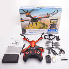 JJRC H11D 6-Axis Gyro RC Quadcopter Drone FPV 5.8G HD Camera + Monitor 1100mah