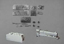 P&D Marsh N Gauge N Scale A21 GWR 10xx County conversion kit requires painting