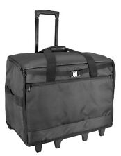 NEW Birch 006107-BLACK | XL Sewing Machine Trolley Bag | 63x43x30cm | FREE POST
