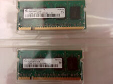 2x512MB - 1GB 2Rx16 PC2 4200S DDR2 RAM 533MHz- HYS64T64020HDL-3.7-A -  laptop