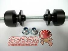 APRILIA SHIVER TUONO V4 RSV CRASH MUSHROOMS PROTECTORS BOBBINS SLIDERS REAR TS29