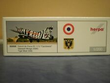 Herpa Wings 1:200 Mirage 2000C French Air Force