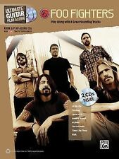 Ultimate Play-Along Ser.: Foo Fighters Pack by Alfred Publishing Staff (2012,...