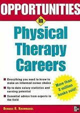 Opportunities in Physical Therapy Careers (Opportunities In...Series)-ExLibrary