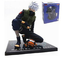 "6"" Anime NARUTO Shippuden Kakashi Hatake Ver.2 Figure Kid Toy in Box"
