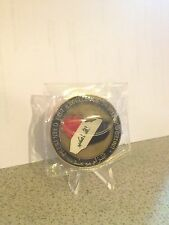 New Challenge Military Coin With Case & Stand - Iraq, Presented for Excellence