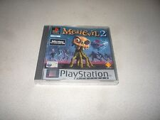 MEDIEVIL 2 SONY PLAYSTATION PS1 PLATINUM