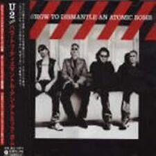 U2-How to dismantle an Atomic Bomb  + 1     JAPAN CD