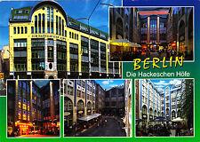Berlin , die Hackeschen Höfe ,  Ansichtskarte