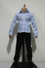1/6 Custom Clint Eastwood Blondie Suit The Good Cowboy For Hot Toys Body 12 inch