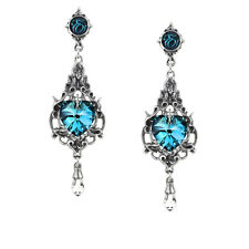 GENUINE Alchemy Gothic Earrings - Empress Eugenie | Ladies Fashion Jewellery