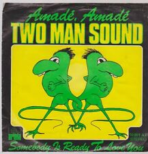 "7"" Two Man Sound Amadi, Amadi/still to ready to Love You 70`s"