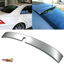 ITEM IN USA PAINTED #744/775 Mercedes BENZ W203 4D L Type Roof Spoiler C230 C350