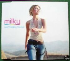Milky Just the Way You Are Absolutely Excellent Condition CD Single