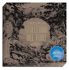 Trilogia De Guillermo Del Toro Criterion Collection - BLURAY - Region A - Sealed