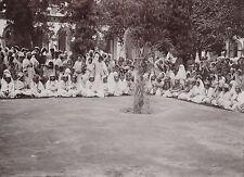 ALGÉRIE C. 1922 - Laghouat  Fête Musiciens Femmes  Bijoux  - GV414
