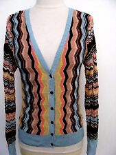 MISSONI For TARGET Multicolored Cardigan size M