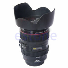 Travel Liner Coffee Tea Water Drinking Mug Cup Thermos Camera Lens EF 24-105mm