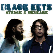 Black Keys - Attack & Release LP Record + CD - BRAND NEW