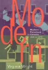 Modern Furniture in Canada: 1920-1970-ExLibrary