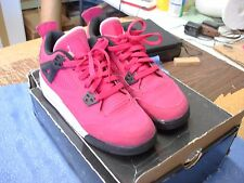 Girls Air Jordan 4 Retro Gs Size 6 Y Voltage Cherry