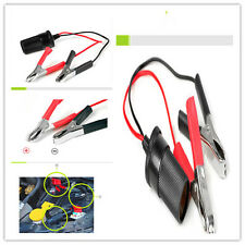 Auto Car Battery Jumper Booster Starter Emergency Cable Heavy Duty 30A G)5TG)SI*