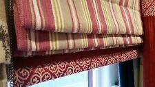**NEW** Made to Measure Bespoke Handmade Roman Blinds - Supply Your Own Fabric