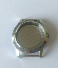 ETA 2391 Stainless Steel Watch Case & Back Glass,Crowns  Swiss Made