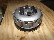 COMPLETE CLUTCH ASSEMBLY YAMAHA XT500 TT500 SR500 XT TT SR 500 CLUTCH BASKET +