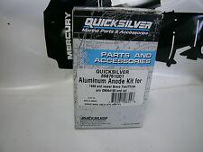 Quicksilver Kit Anode Anodi parts 888761Q01 Aluminium