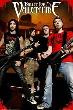 BULLET FOR MY VALENTINE POSTER THEATRE THEATER