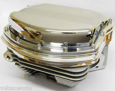 Xzotic TWIN CAM Panhead Rocker Boxes for Harleys Chrome