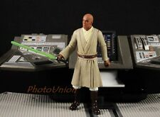 "Hasbro Star Wars 3.75"" Figure 1:18 Jedi Council Master Mace Windu 1998 S296"