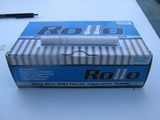 3000 ROLLO BLUE FILTERES SLIM 6.8mm CIGARETTE TUBES SAVE TOBACCO AND MONEY