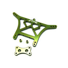 STRC Traxxas Slash Rustler Rear Shock Tower Aluminum (Green) ST3638G