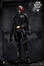 VTS TOYS NEW JUDGE DREDD HEAVY ARMORED Female EPOCH COP 1/6 FIGURE
