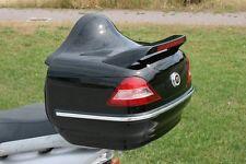 Roller maleta top case 014 negro honda Hyosung Kymco