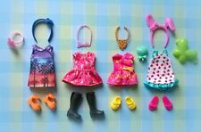 ������Barbie Chelsea Kelly doll clothes,accessories plus shoes������*NEW*