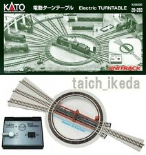 Kato N scale 20-283 UNITRACK Electric Turntable From Japan