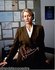 "Helen Mirren Colour 10""x 8"" Signed 'Prime Suspect' Photo - UACC RD223"