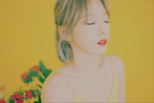 GIRLS GENERATION TAEYEON-[MY VOICE] 1st Album CD+56p Photo Book+1p Card+POSTER