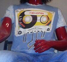 No Time t shirt Men Retro Cassete Vintage Music Vinyl Pop Dance Disco M size New