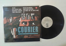 The Courier film original motion picture soundtrack LP VIRGIN Italy 1988 VG+/VG